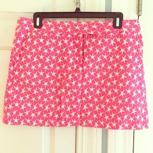 J. Crew starfish mini skirt